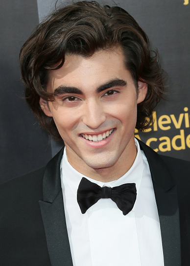 Blake Michael,at the Creative Art Emmys Award show 2016