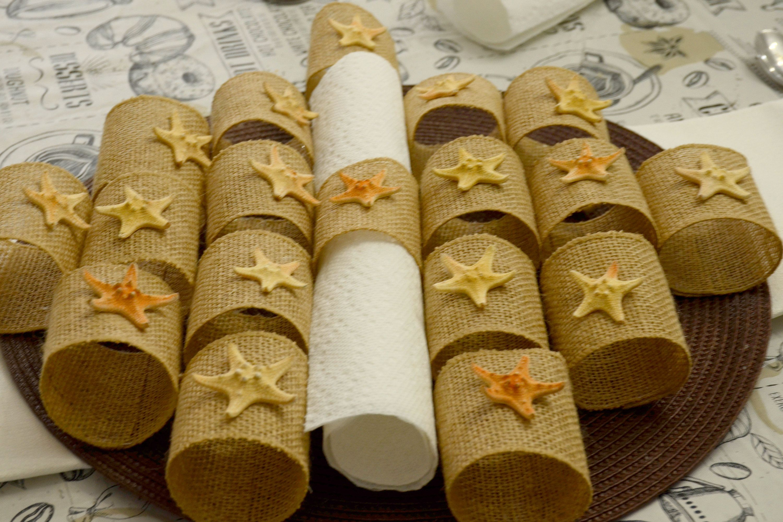 wedding napkin ring holder/napkin holder/rustic holder/theme