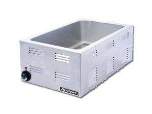 Adcraft Fw 1200w Commercial Food Warmer Portable Steam Table
