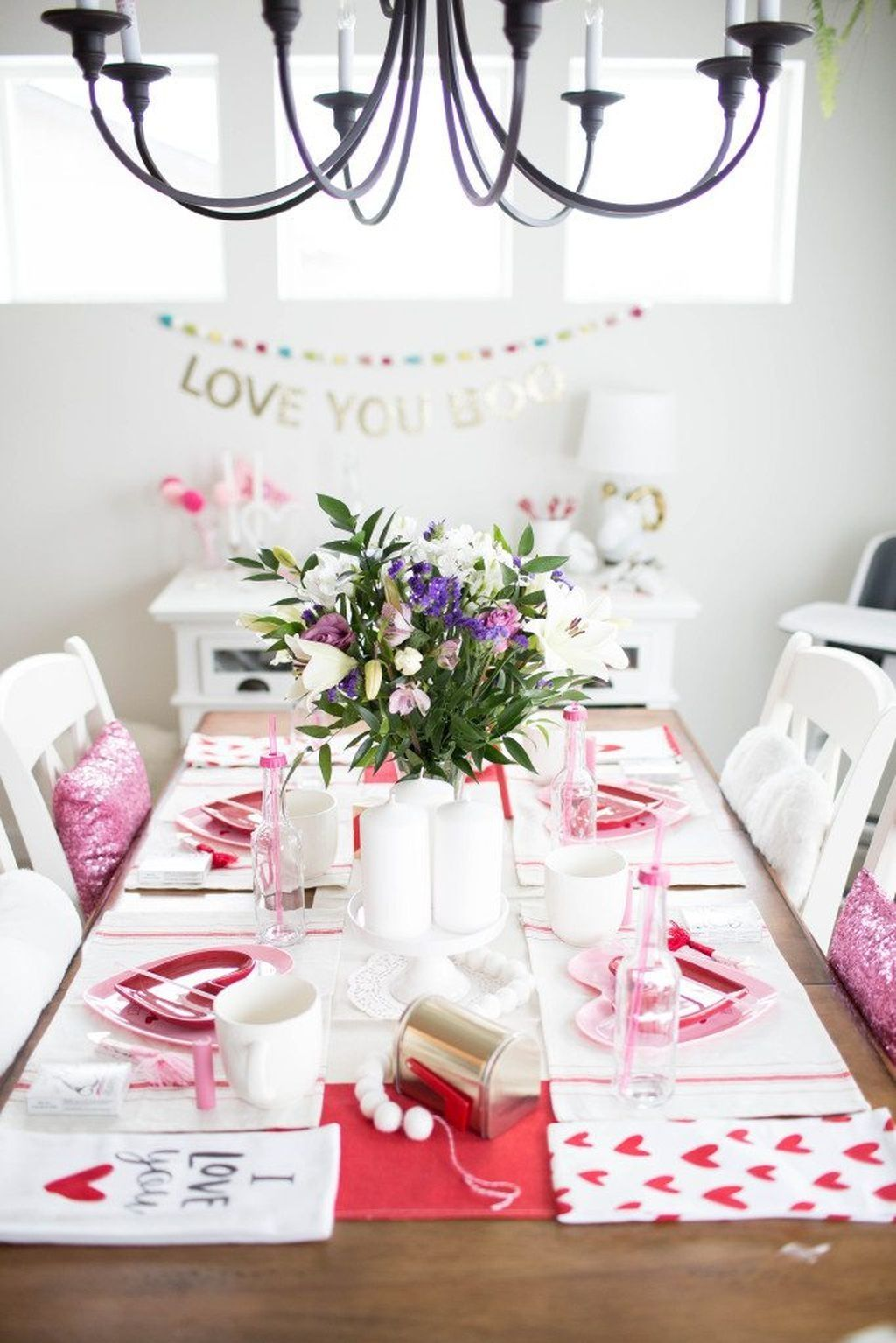 Nice 99 Adorable Valentines Day Party Decoration Ideas More At Http