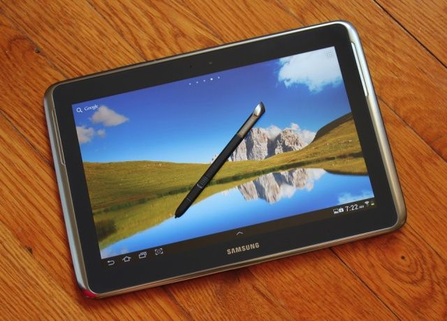 Samsung Galaxy Note 10 1 Review So Close To Greatness Samsung Galaxy Galaxy Note 10 Galaxy Note