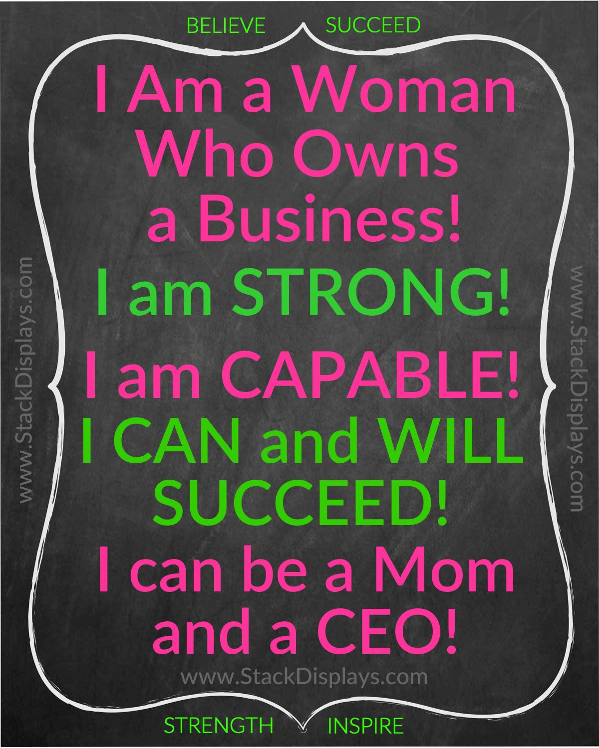 success women in business