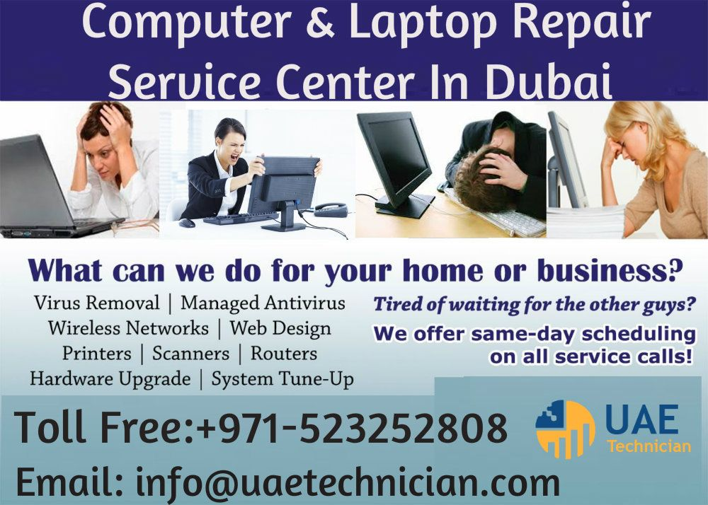Best Computer And Laptop Repair Service Center In Dubai Uae
