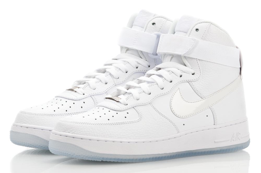 Nike Air Force 1 Hi Cmft White Ice Eu Kicks Sneaker Magazine Most Popular Nike Shoes Nike Air Force Nike Air