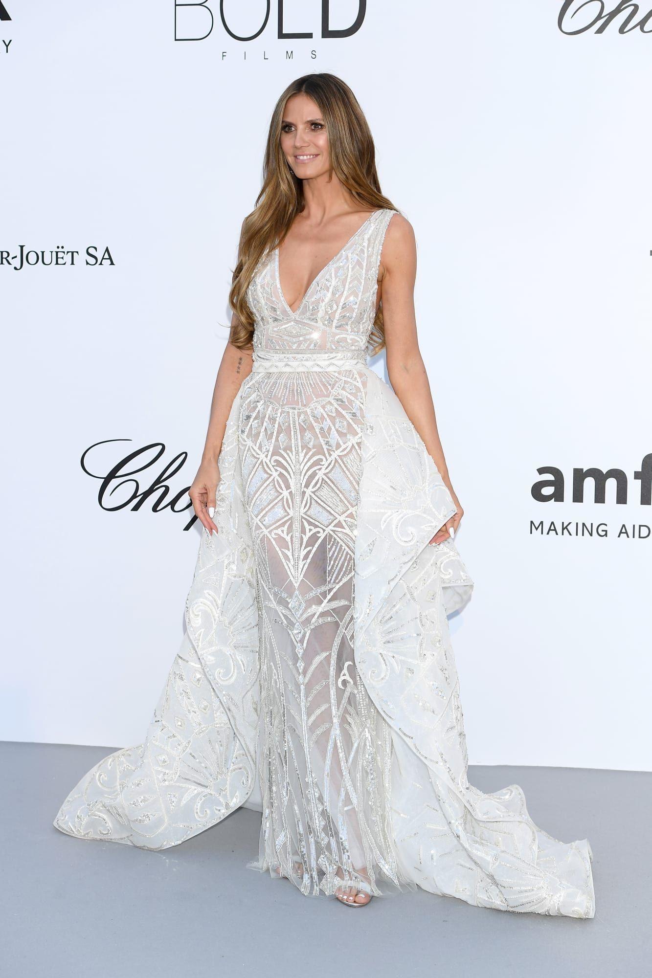 Hochzeitskleid Heidi Klum – Valentins Day  Hochzeitskleid heidi