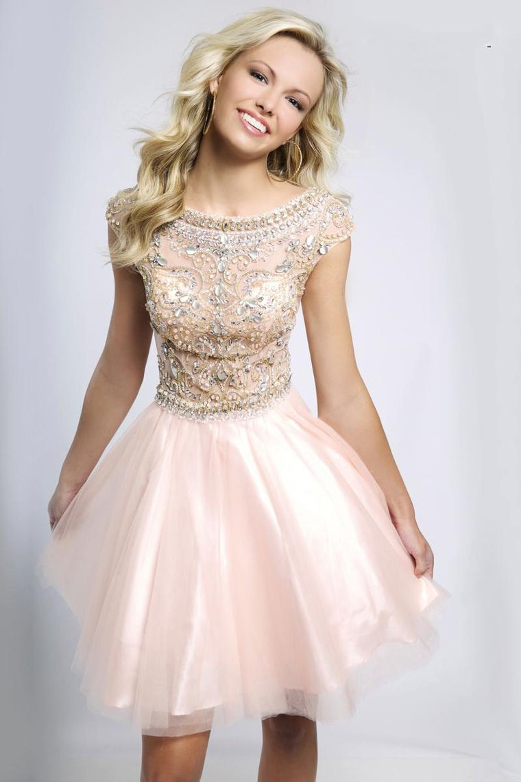new arrival homecoming dresses a line scoop shortmini tulle