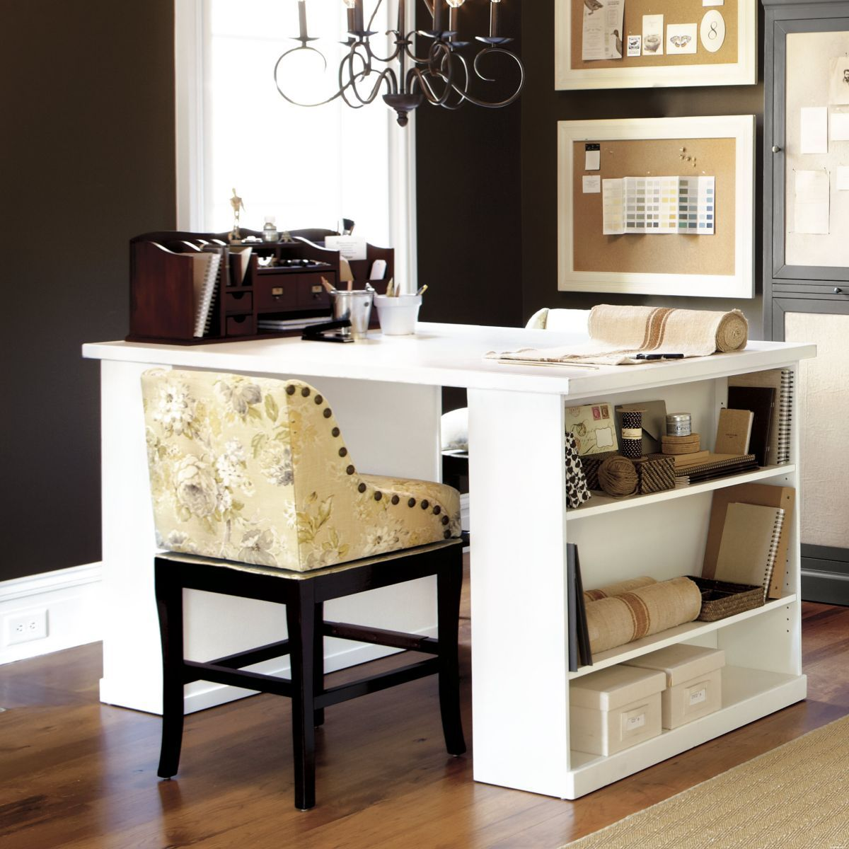 OHO Craft Height Partners Desk