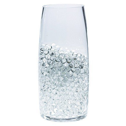 Clear Water Beads Transparent Jelly Gel Pearl Vase Filler Soft Soil