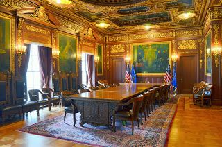 Governor S Conference Room Wisconsin State Capitol Building