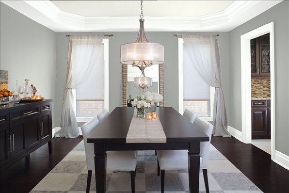 Dining Room Color Half Moon Crest  3 Kings Circle  Pinterest Amusing Dining Room Color Review