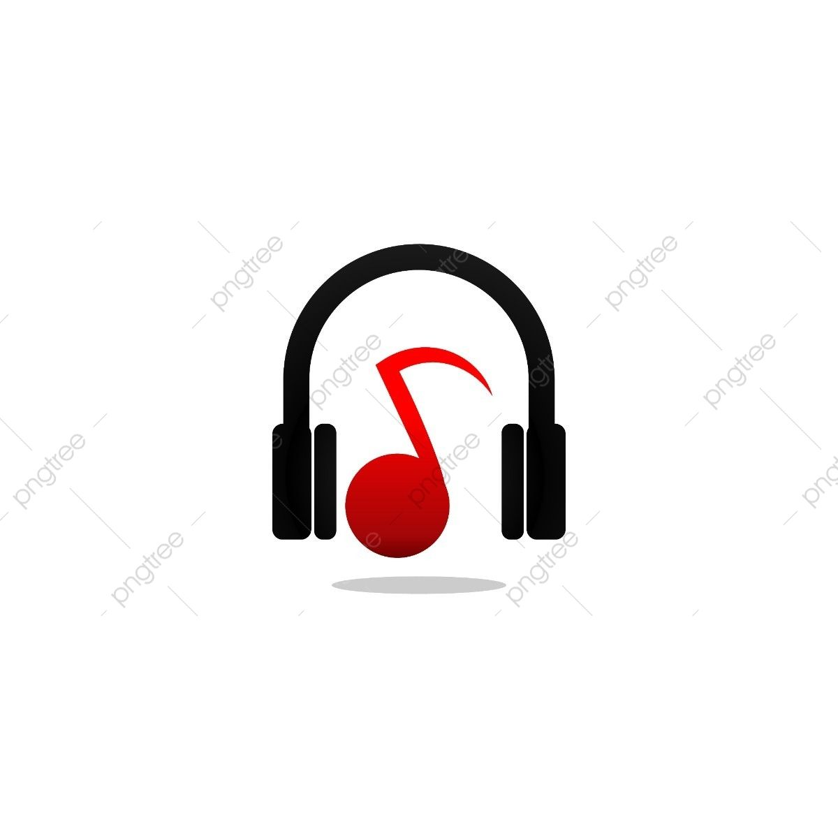 Headphone And Note Music Logo And Icon Design Template Music Clipart Music Icons Logo Icons Png And Vector With Transparent Background For Free Download Music Logo Inspiration Music Logo Icon Design