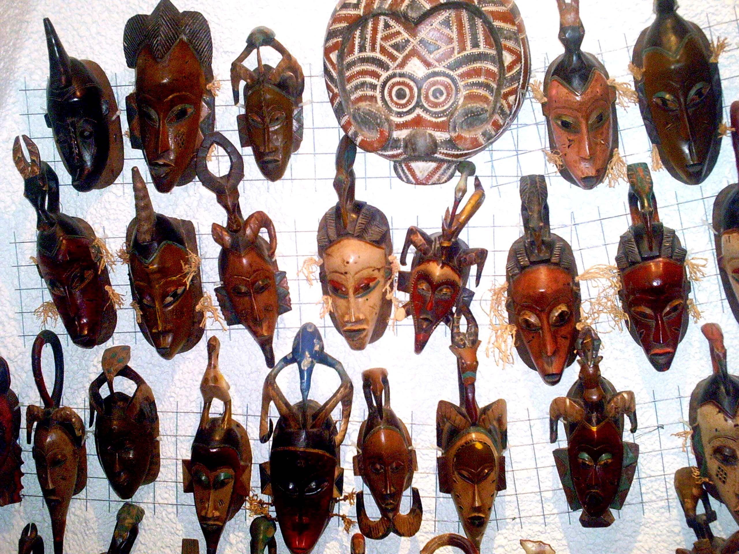 아프리카 토기 - Google 검색