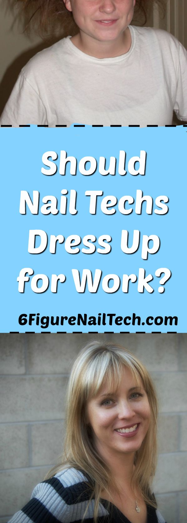 Nail Tech'sShould You Dress Up for Work Hair salon