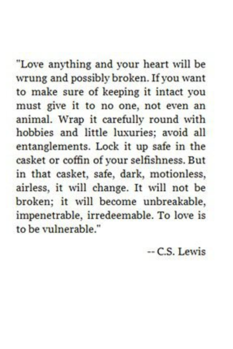 Cs Lewis Beautiful Pinterest Amor Frases And Palabras