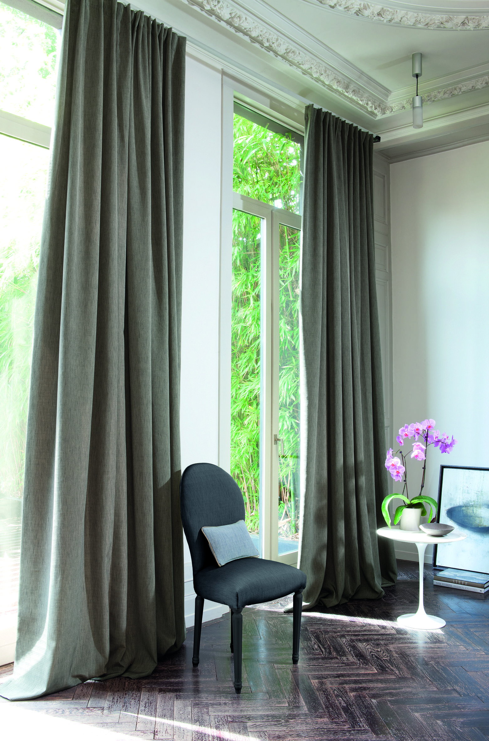 Gotham Is A Collection From Maxwell Fabrics This Linen Like Weave