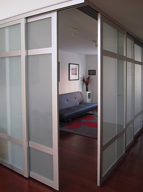 Modern Glass Room Dividers For Interiors Glass Room Divider