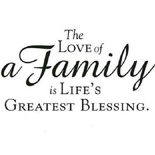 54 Short and Inspirational Family Quotes with Images