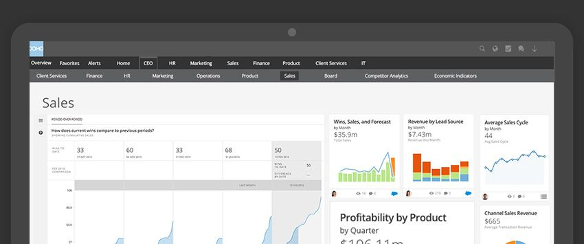 Business Intelligence Tools for BI Pro's: Discover More Insights ...