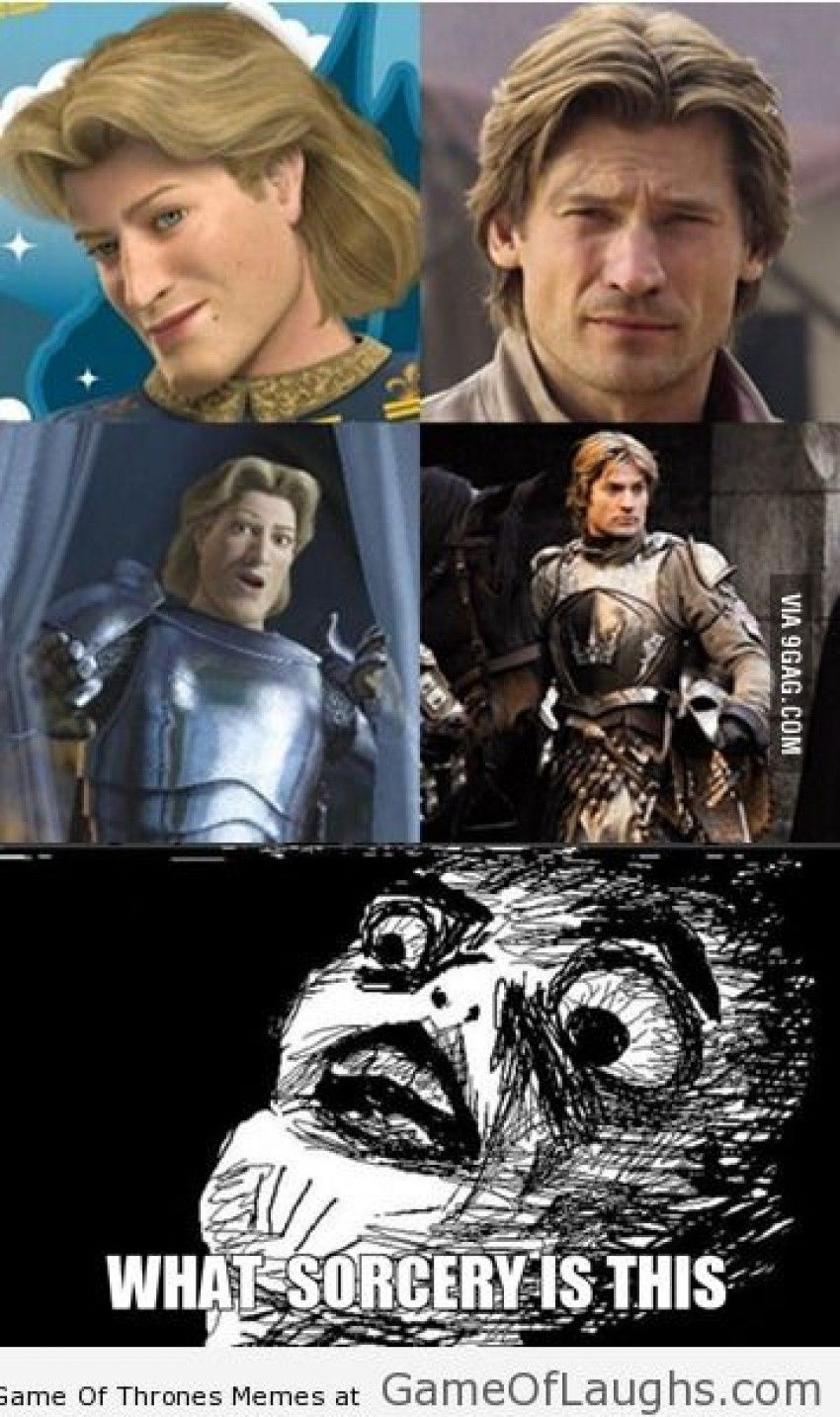 Game Of Thrones Meets Shrek | Game Of Laughs | Game Of ...