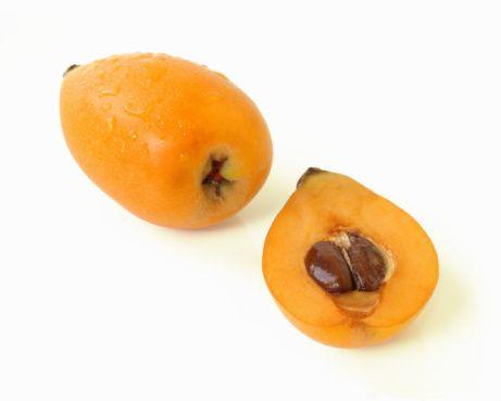 Nispero A Seasonal Fruit In Spain With An Asian Past Loquats Fruit In Season Fruit