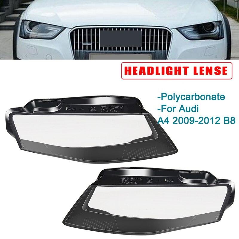 Audi A4 09 12 B8 8k094 Head Light Lamp Shell Car Styling Best Price Oempartscar Com Audi A4 Audi Headlights