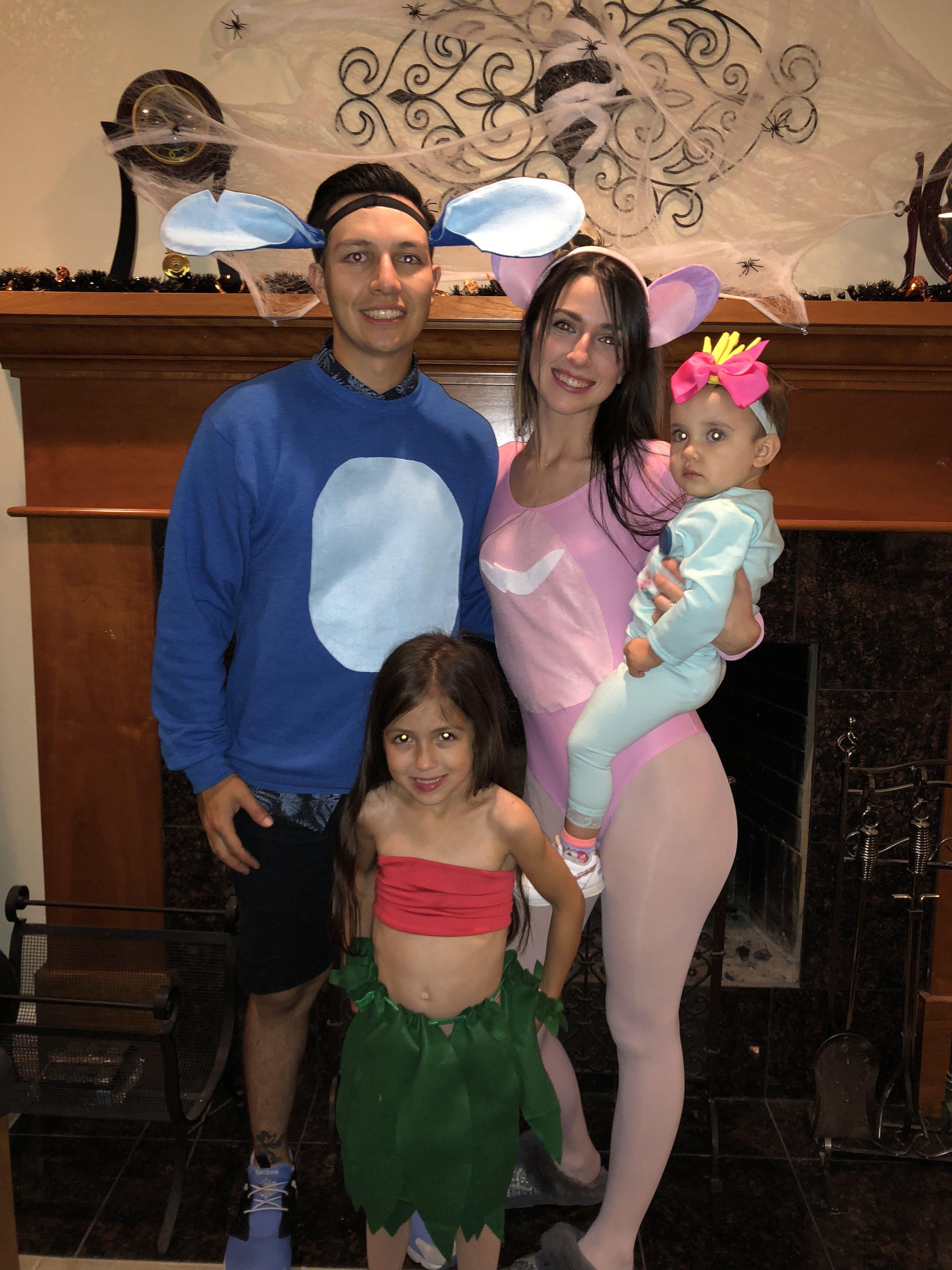 Lilo And Stitch Lilo And Stitch Costume Kids Family Costumes Lilo And Stitch Costume