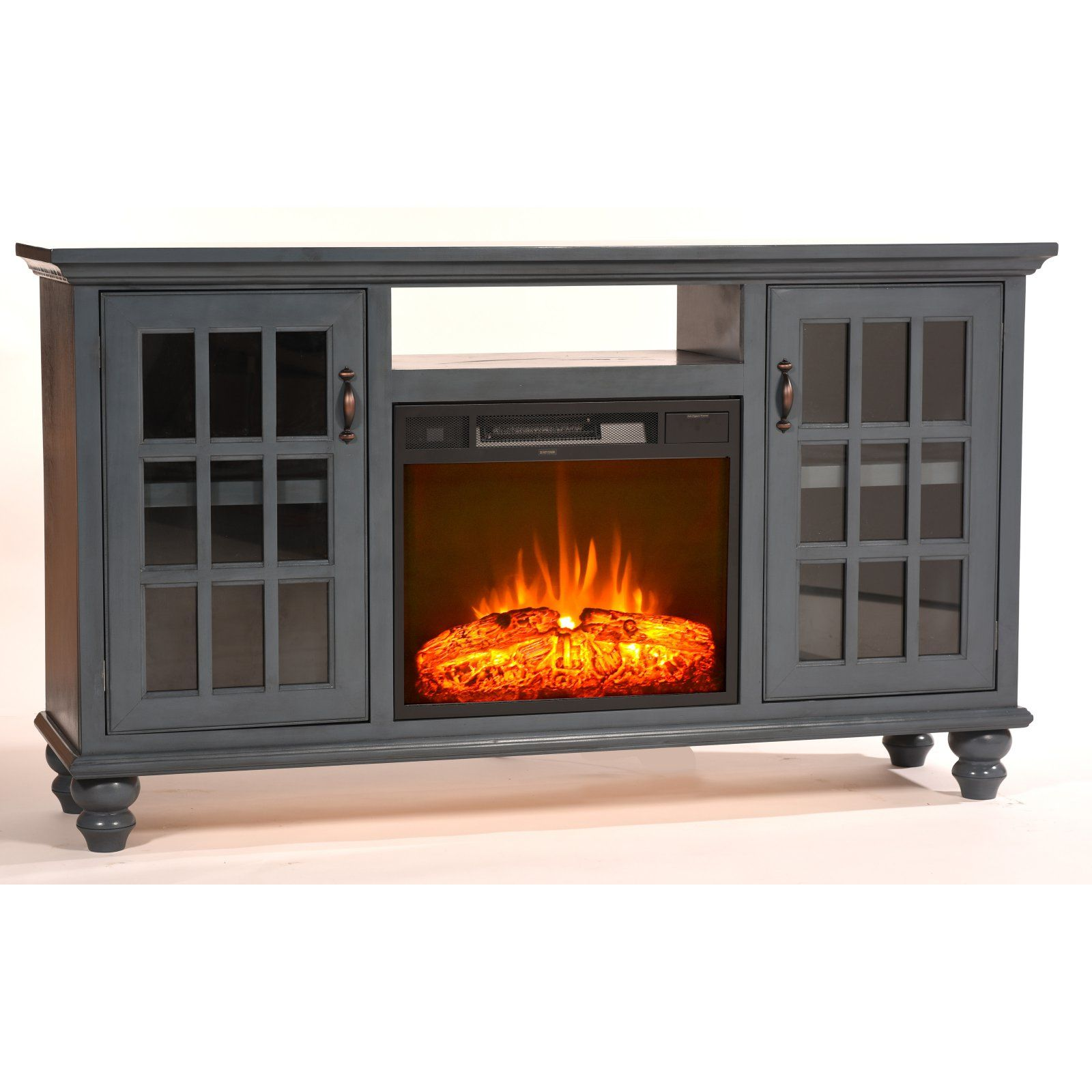 eagle furniture modern country electric fireplace tv console in 2019 rh pinterest com