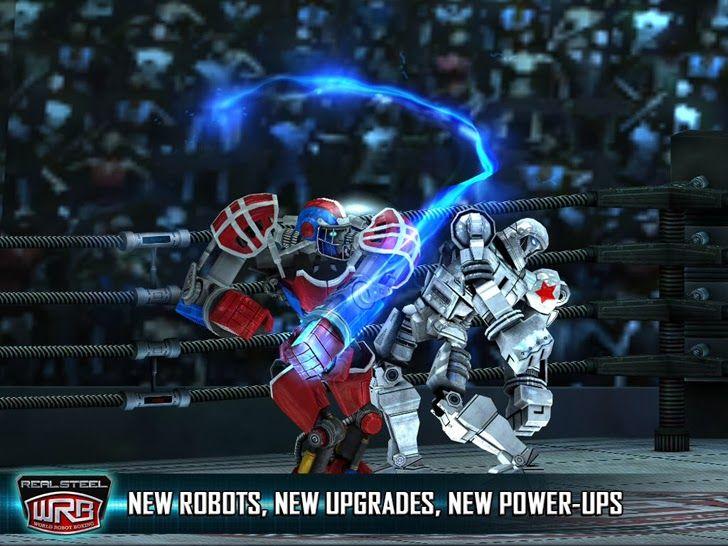 Real Steel World Robot Boxing App Real Steel Robot App