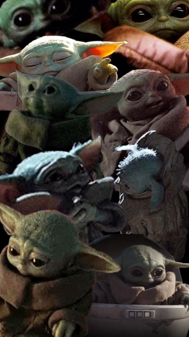 D3folt Chanlel D3folt3 Tiktok Yoda Wallpaper Star Wars Wallpaper Star Wars Baby