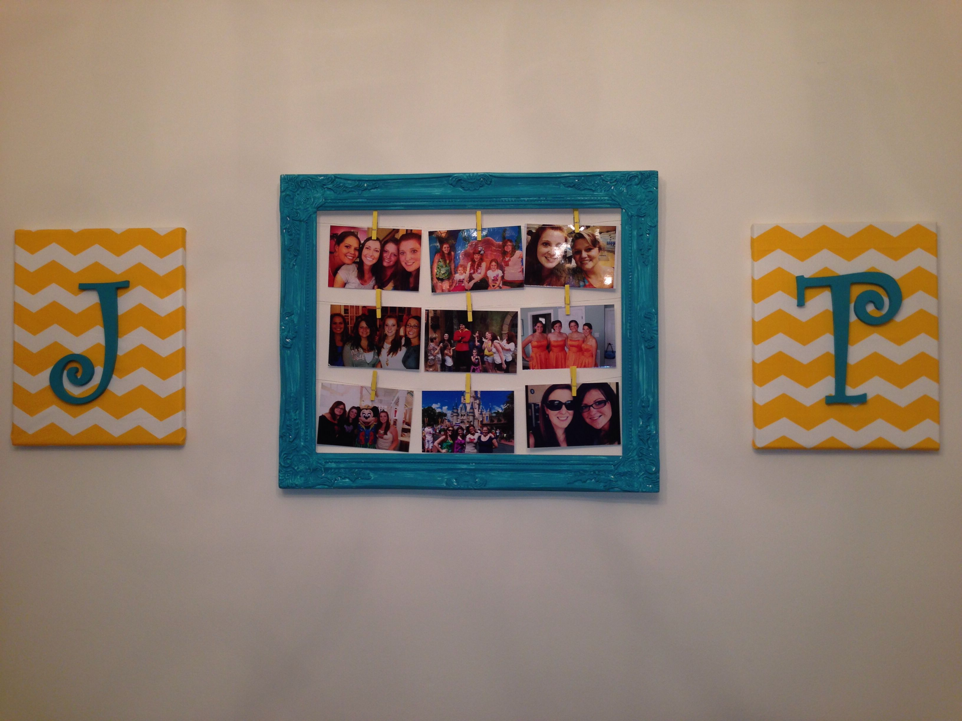 Easy Diy Photo Frame