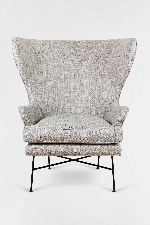 Highland Wingback Chair Highland Wingback Chair
