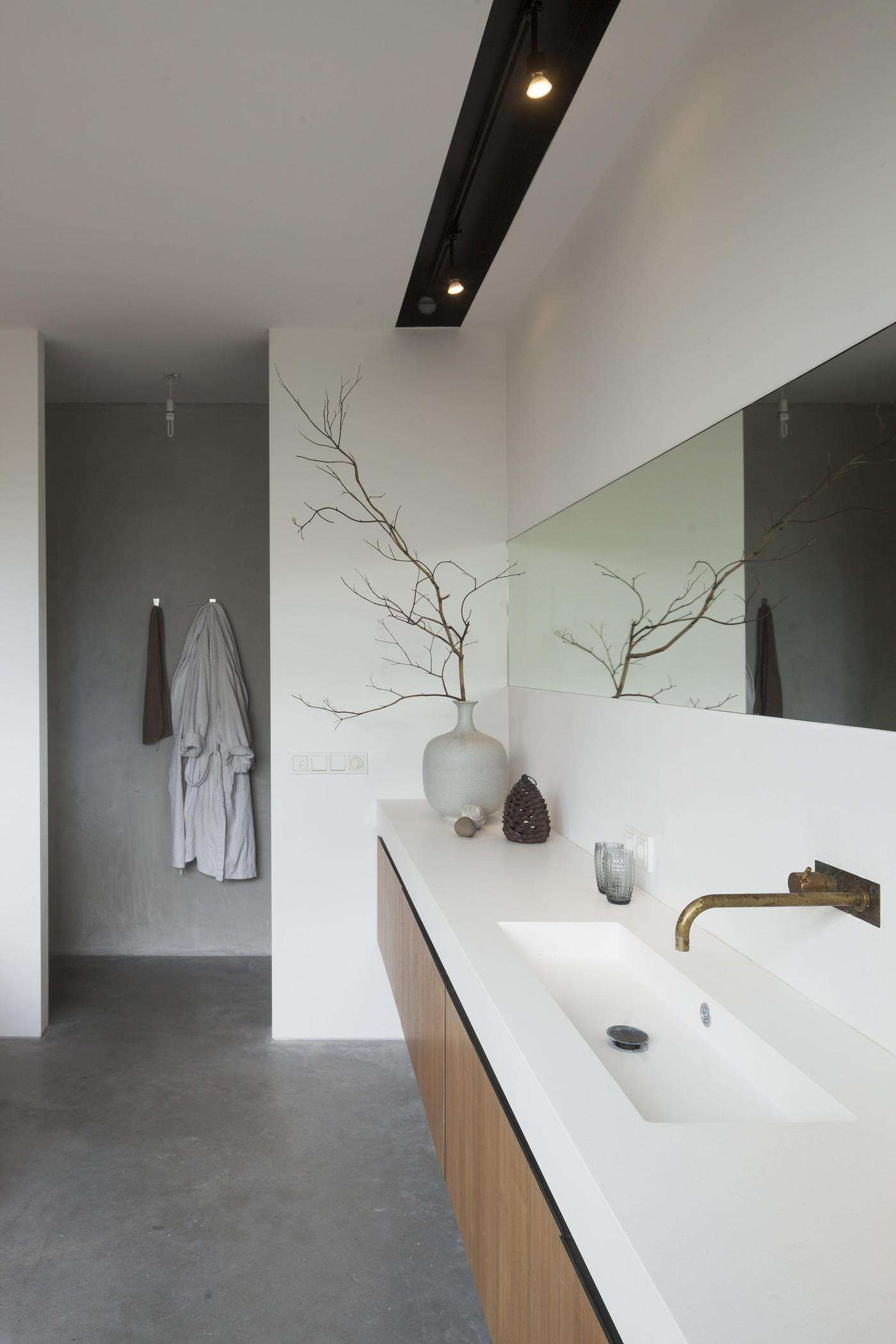 trends shaker | concrete bathroom | bathrooms | pinterest
