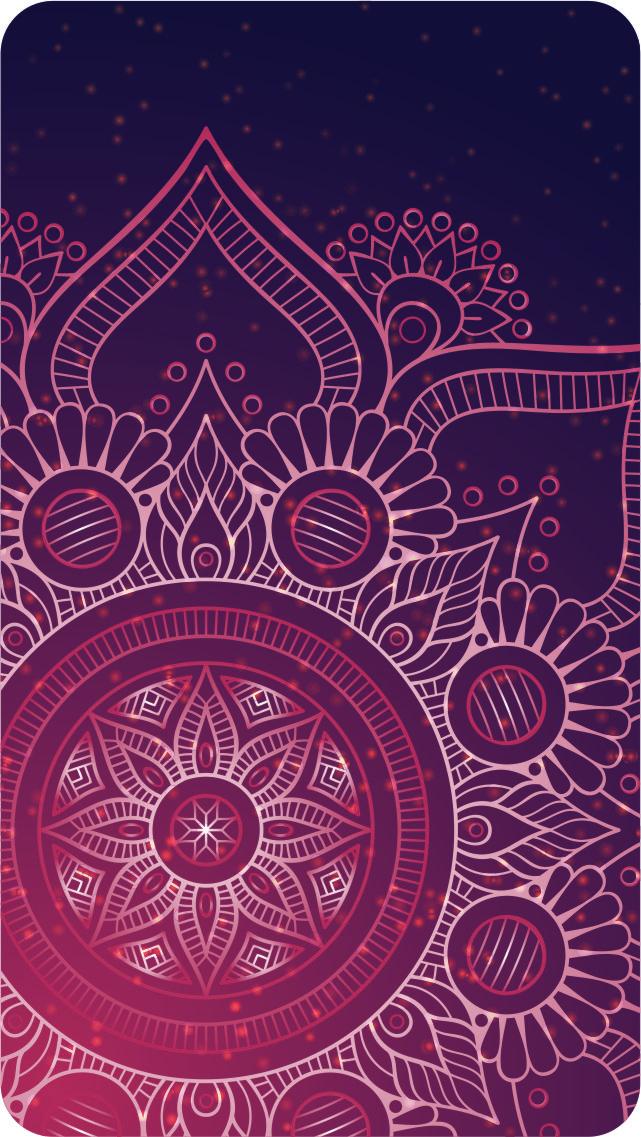 Pin by Rosie HildebrandMartens on phone pics  Mandala, Iphone wallpaper, Cute wallpapers