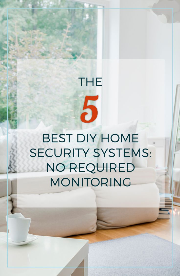 Best Diy Home Security Systems Of 2021 Safewise Diy Home Security Home Security Systems Wireless Home Security Systems