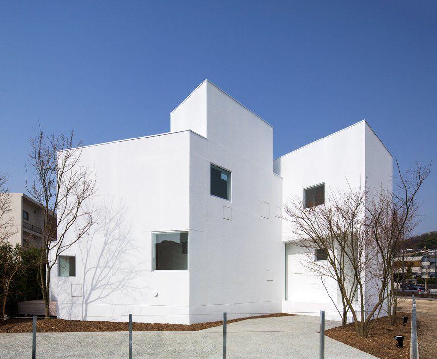 diamond residence photo toshihisa ishii white design rh pinterest co uk