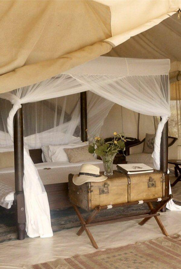 Schlafzimmer Im Afrikanischem Stil Einrichten | Afrika | Pinterest ... Afrika Design Schlafzimmer