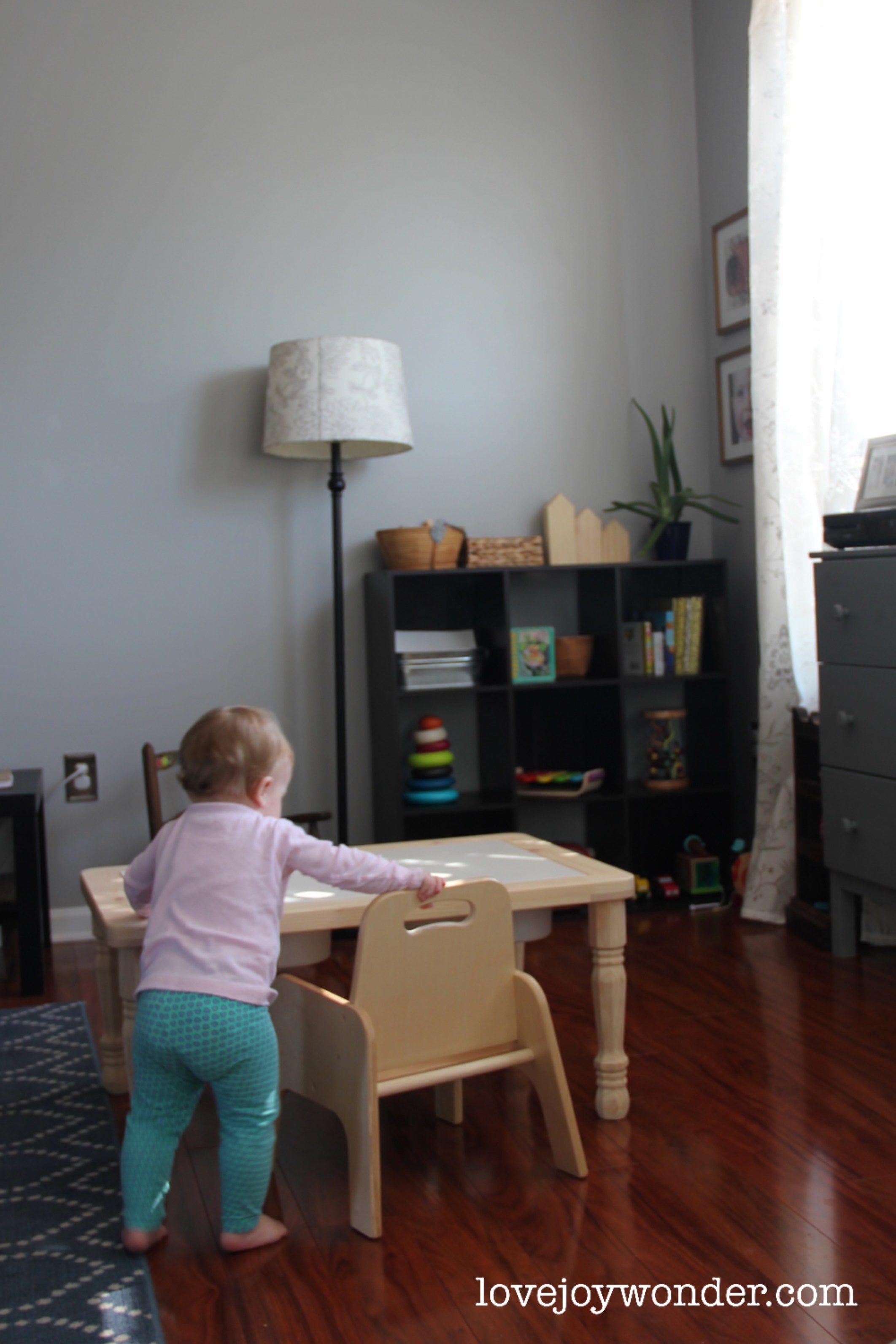 Montessori RIE and Reggio Emilia inspired spaces