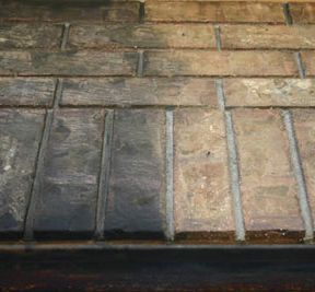 cleaning fireplace soot from brick or stone bricks and stone rh pinterest com au clean soot off stone fireplace how to get soot off stone fireplace