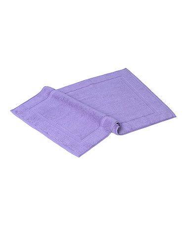Love This Purple Nonslip Bath Mat On Zulily Zulilyfinds Bath