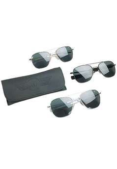 583aa71237 Gold Genuine govt 52mm a f Pilots polarized sunglasses ! Buy Now at  gorillasurplus.com