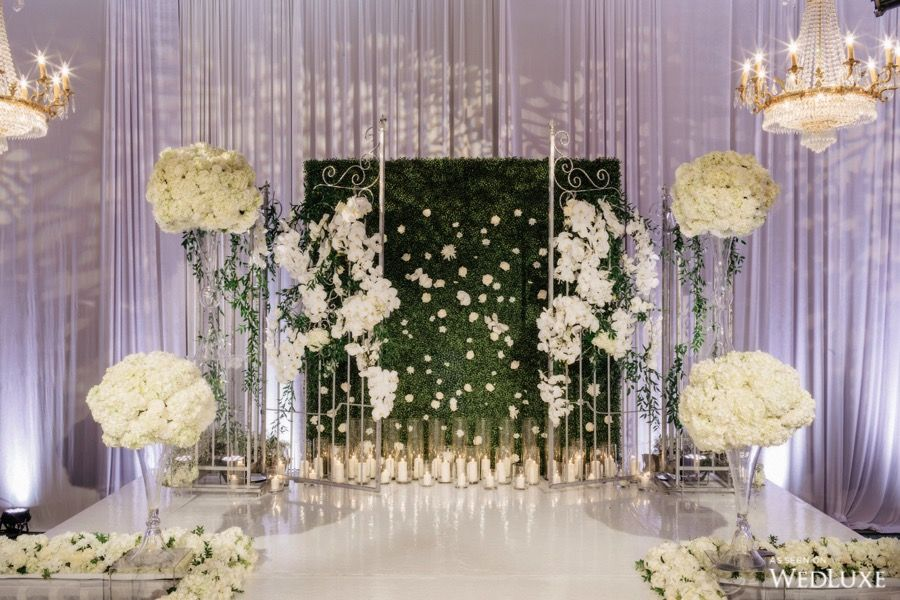 wedding stage decoration pics%0A Floral designs