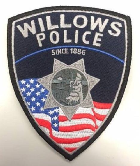 Willows PD Calif 2