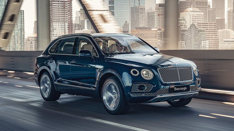 Bentley Bentayga Plug In Hybrid First Drive Review Impressions Specs And Photos Bentley First Drive Sport Utility Vehicle