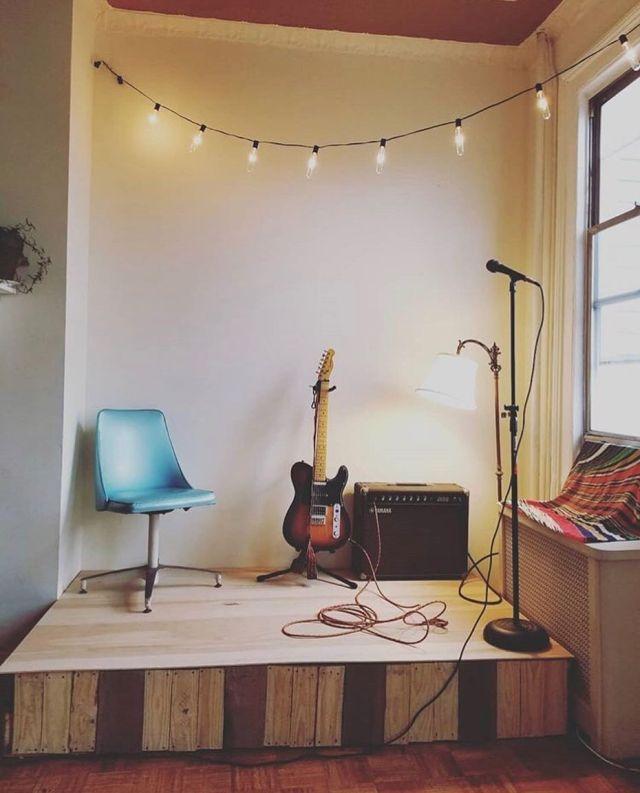 How to Transform a Spare Room into a Home Music Studio ...