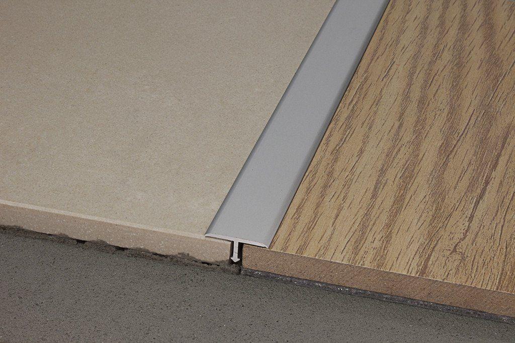 Profil Laczacy Projoint T Aluminium Anodowane Profilpas Fussboden Raumaufteilung Fussboden