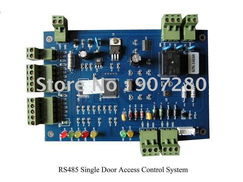 wholesale rs485 single door access control panel security rh pinterest co uk