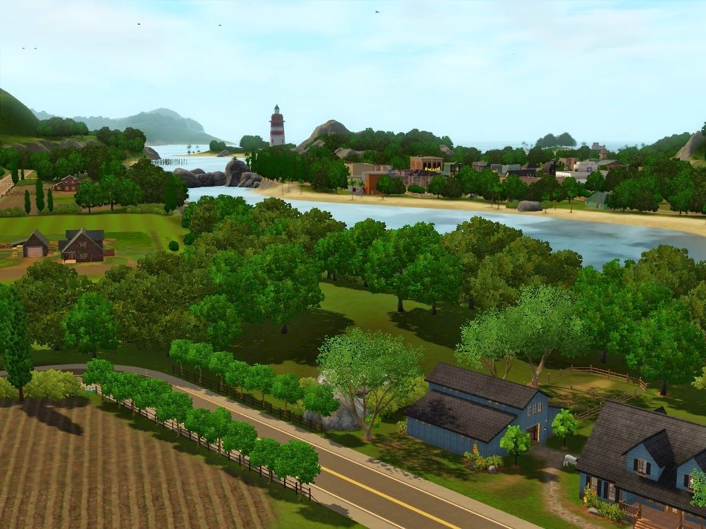 My Sims 3 Blog Meadow Glen Version 3 By My Sim Realty Sims My Sims Sims 4 Seasons