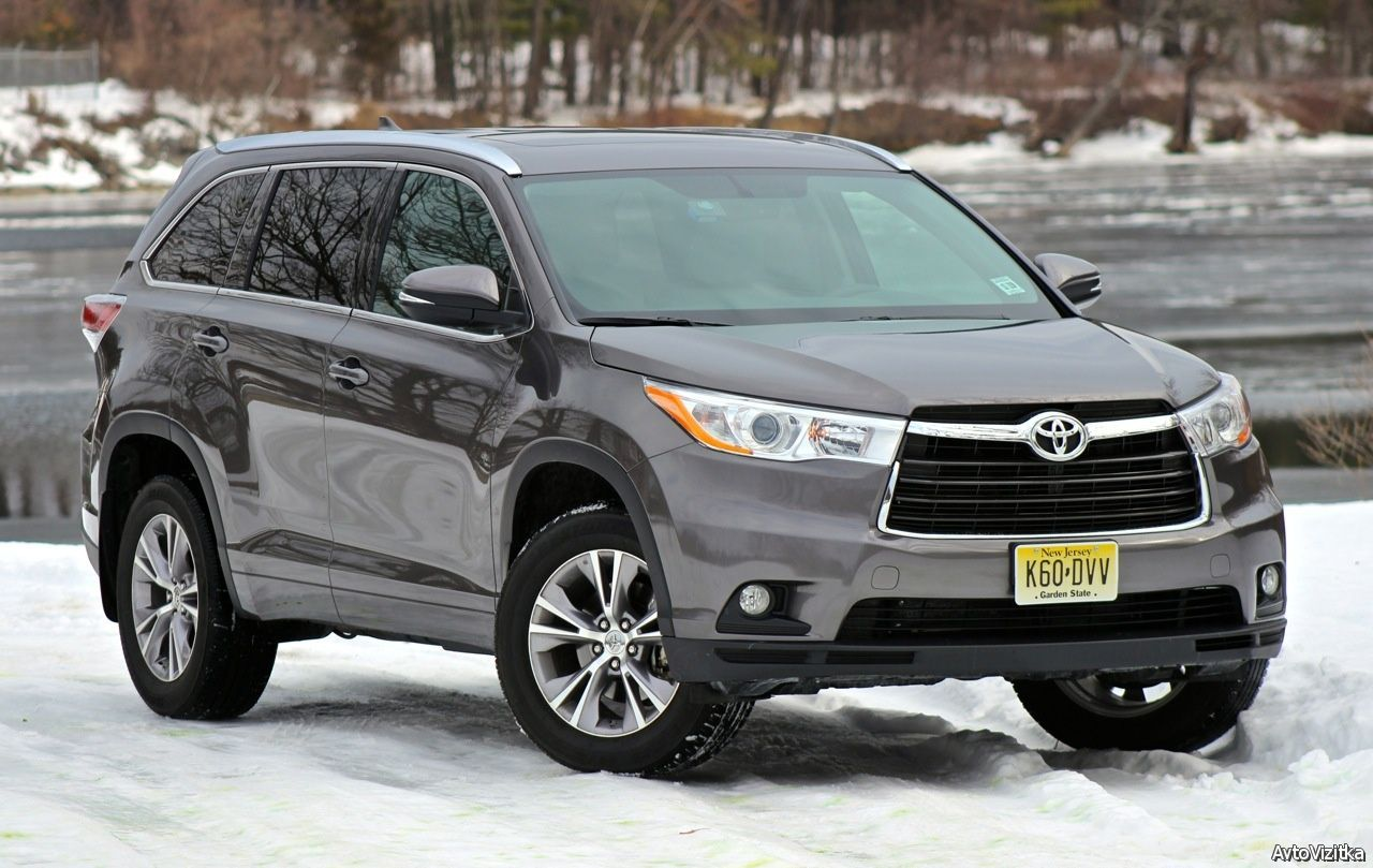 Best third row suv of 2015 toyota highlander cabin seat cars suv lovers pinterest toyota cars and car camper
