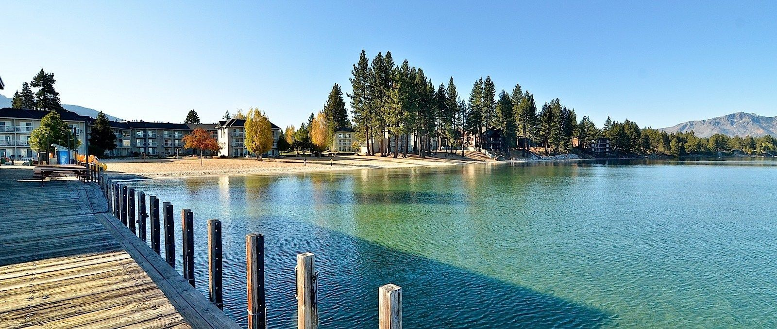 beautiful wedding places in northern california%0A The Beach Retreat  u     Lodge at Lake Tahoe Blvd Toiyabe National Forest  El  Dorado National Forest  South Lake Tahoe  CA
