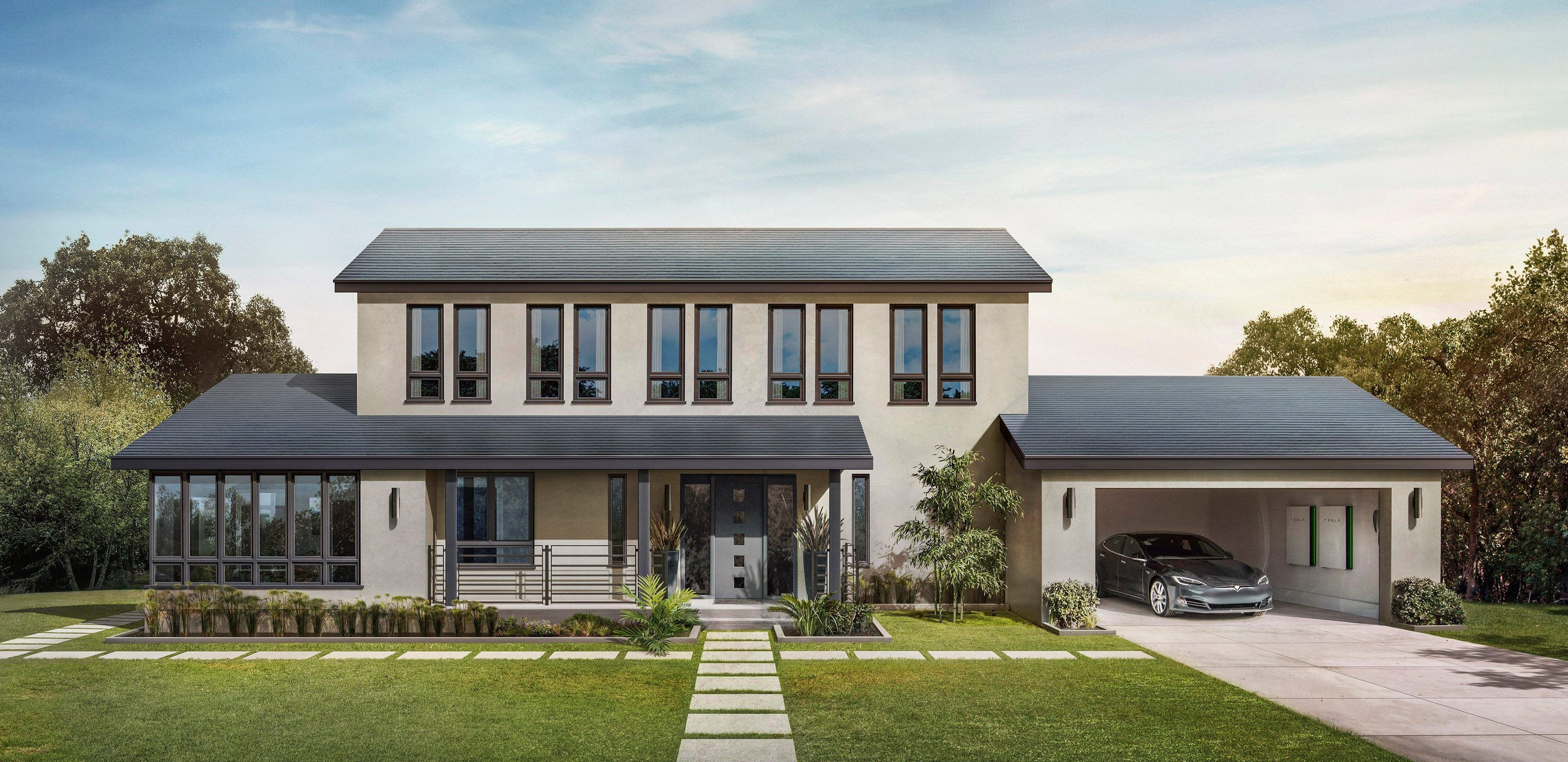 Elon Musk hints at a 'Tesla Smart Home' with more
